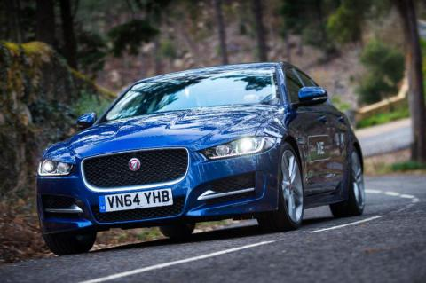While its predecessor, the X-type, was based on the Ford Mondeo, the Jaguar XE is an all-new car